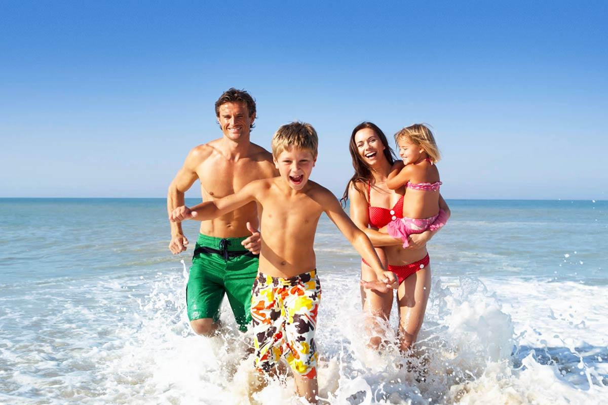 spiaggia bambini tortoreto